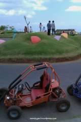 ATV anak-anak di Kampung Gajah