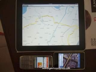 Tampilkan Google map