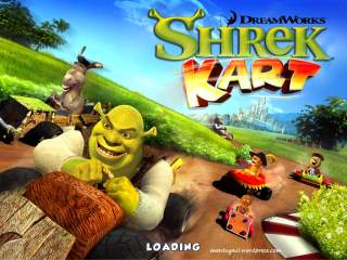 Shrek Karting