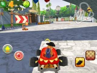 Shrek Karting