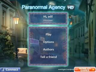 Paranormal Agency HD