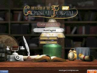 Crystal Portal HD