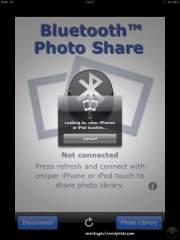 Bluetooth Image Share