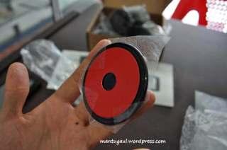Dashboard disk