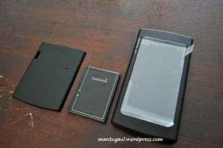 Tutup baterai, baterai dan GPS