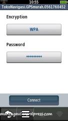 WPA password