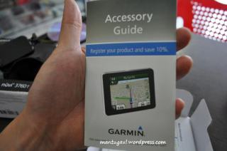 Accesory guide