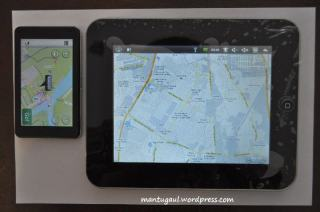 Versus Android tablet