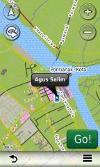 Map position 2D