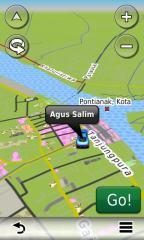 Map position 3D