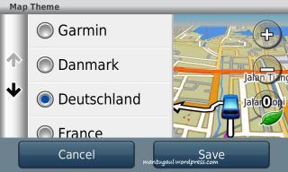 Theme Deutschland