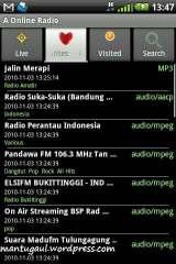 Radio online sedunia