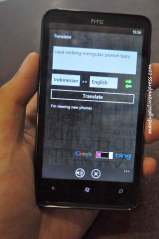 Bing translate
