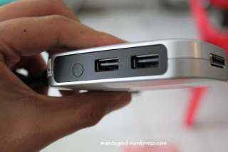 2 USB tambahan