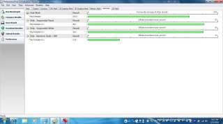 Performance Test 7 Disk Mark