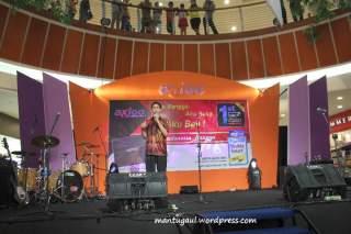 Launching Axioo HNM 7047 di Ayani Mega Mall Pontianak Kalbar