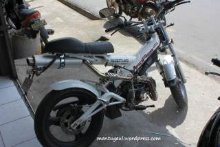 Minerva Sachs MadAss 125cc