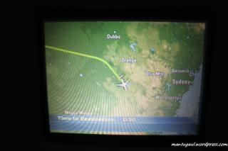 Menuju ke Australia