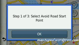 Ini pilih jalan yang tak ingin dilewati
