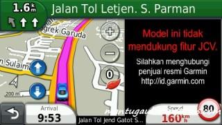 JCV Indonesia tidak disupport