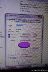 Ini properties HDD