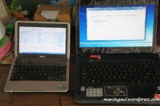 Perbandingan dengan Dell Mini 9