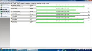 Performance Test 7.0 Summary benchmark