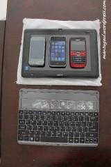 Perbandingan W500 dengan ponsel