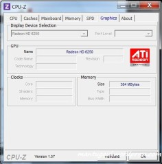 CPU-Z Graphics