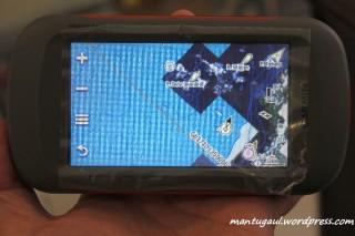 Peta laut bluechart G2vision
