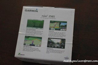 Kotak Nuvi 2565