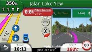 Junction view dan lane assist