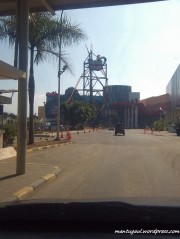 Masuk ke Bandung Supermall