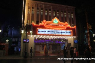 Trans city theatre untuk menonton pagelaran