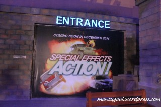 Special Effects Action buka Desember 2011 :(