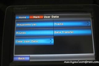 User data untuk menejemen data
