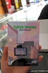 Buku petunjuk GPS
