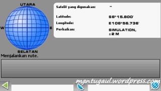 Informasi GPS