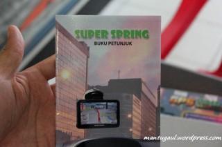 Buku panduan GPS