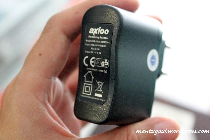 Review Ponsel Android Axioo Vigo 410, Android Lokal Dengan Roti Jahe (5/6)