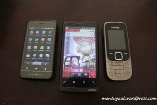 A10 vs Vigo 410 vs Nokia 2330