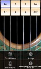 Aplikasi main gitar