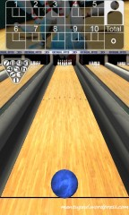 Main game: puassss, bowling