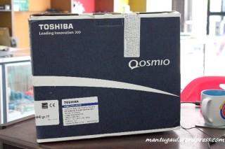 Kotak Qosmio F750
