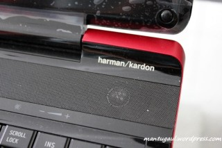 Speakernya menggelegar Harman Kardon