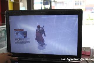 Assassin's Creed Brotherhood berjalan tanpa ada lag sama sekali