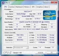 CPU-Z (CPU)