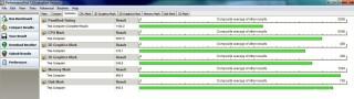Performance Test 7.0 (Summary benchmark)