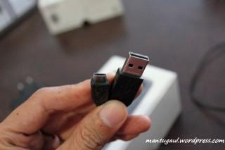 Kabel charger sekaligus kabel data