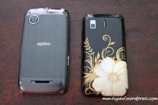 Perbandingan Axioo Vigo 350 dan Garmin Asus A10